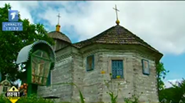 Iată cea mai veche biserică din lemn din Basarabia! – FOTO