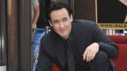 John Cusack a primit o stea pe Walk of Fame din Hollywood