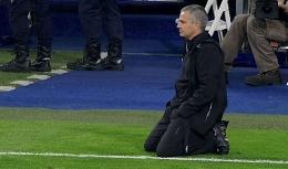 IMAGINEA ZILEI Jose Mourinho, aşa cum nu l-ai văzut niciodată – FOTO