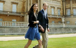 Prinţul William şi Kate împlinesc un an de la căsătorie