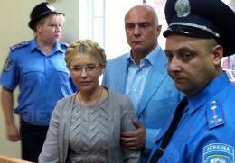 Administraţia penitenciară pune la îndoială declaraţiile Iuliei Timoşenko: S-a plâns de hematoame încă din august 2011