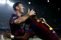 Messi l-a egalat pe Ronaldo în clasamentul all-time al Ligii Campionilor