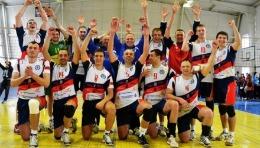 Dinamo Tiraspol a câștigat Cupa Moldovei 2014 la volei masculin