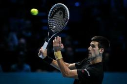 Novak Djokovic, de neoprit la Turneul Campionilor