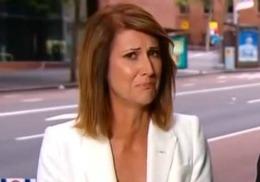 O jurnalistă A IZBUCNIT ÎN LACRIMI, ÎN DIRECT! A aflat în timpul emisiei că o persoană dragă ei A MURIT // VIDEO