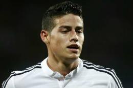 James Rodriguez, cel mai bun sportiv sud-american al anului 2014