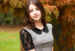 Bianca Roşcovanu, fata din APROPO // FOTO