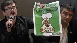 DECLARAȚIE DURĂ a co-fondatorului CHARLIE HEBDO! Cine este VINOVAT pentru TRAGEDIA din 7 ianuarie?