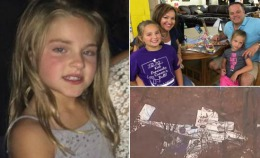 O fetiţă de 7 ani a supravieţuit miraculos în urma unui accident de avion