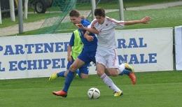 Naţionala de juniori U17 a Moldovei, egalitate cu Belarus