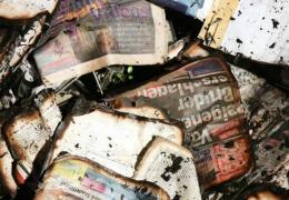 Ziarele, ţinta atacurilor teroriste. O bombă artizanală a fost aruncată în redacţia unei publicaţii din Germania