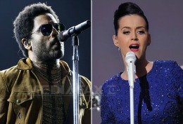 Lenny Kravitz va cânta alături de Katy Perry la Super Bowl 2015