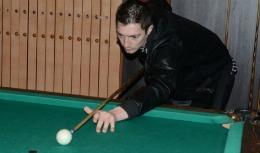 Stas Cernavca, campion al turneului APSM la biliard