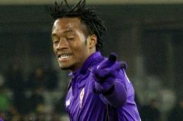Columbianul Cuadrado, transferat de la Fiorentina la Chelsea