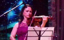 L-a acompaniat la vioară pe Jose Carreras // FOTO