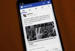 Este pentru prima data când cineva face așa ceva pe Facebook, cu acordul unui judecător