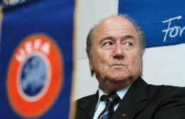 """Blatter propune un """"meci al păcii"""" între Israel și Palestina"""