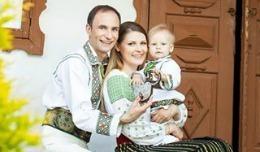 """""""O familie e frumoasă atunci când sunt mulţi copii"""" // GALERIE FOTO"""