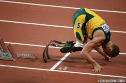 Oscar Pistorius ar putea fi eliberat condiţionat