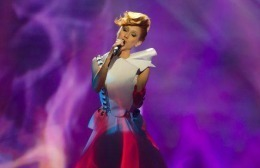 Aliona Moon, despre Eurovision 2015
