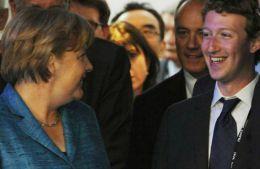Ce i-a cerut Angela Merkel fondatorului Facebook? Schimbarea care ar putea să afecteze milioane de utilizatori