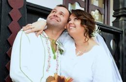 """""""Perla romanţelor"""" s-a măritat! GALERIE FOTO"""
