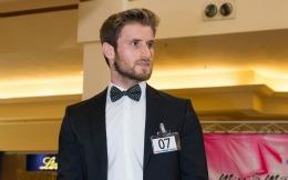 Povestea brutarului basarabean de la Mister Model Italia 2015 // FOTO