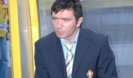 Igor Dobrovolschi a fost desemnat noul selecţioner al echipei naţionale de fotbal