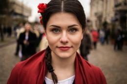 """Carolina, moldoveanca din """"Atlasul Frumuseții"""" // FOTO"""