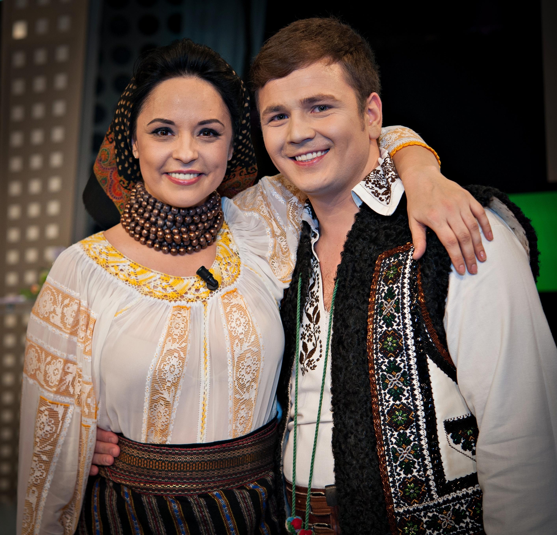Cu celebra ANDREEA MARIN la emisiunea O DATA-N VIATA