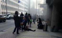 Atentate la Bruxelles. Belgia a decretat trei zile de doliu naţional
