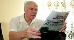Născut de Mărţişor! Maestrul Eugen Doga împlineşte 79 de ani