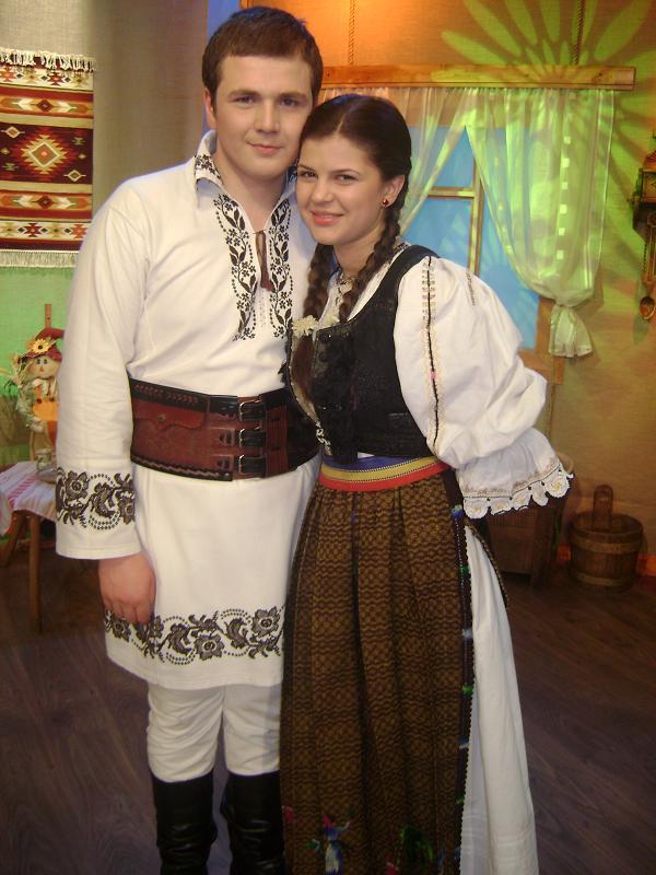 cu Ina Todoran, interpreta din Alba Iulia