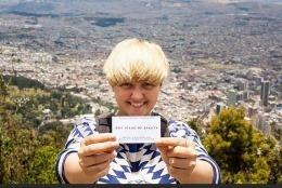 Mihaela Noroc, desemnată de Facebook pentru a realiza campania lor de Ziua Internationala a Femeii!