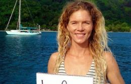 A renunțat la job pentru a călători în jurul lumii alături de pisica ei