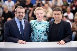 Reacţia lui Mungiu când a fost anunţat câştigător la Cannes 2016
