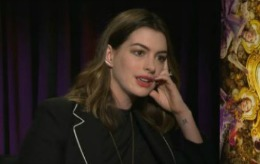 "Anne Hathaway, declarație șocantă: ""N-am mai dormit de opt săptămâni"""