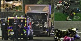 """Mărturii de la atacul terorist din Nisa: """"Oamenii fugeau, plângeau și țipau"""""""