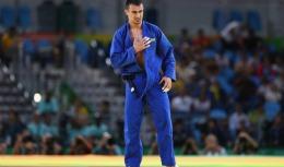 Un moldovean a cucerit medalia de bronz la judo în cadrul Jocurilor Olimpice