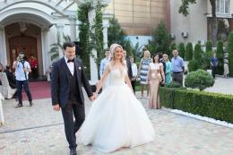 Sandu Şura şi Veronica Ungureanu, primul lor interviu în calitate de soţ şi soţie