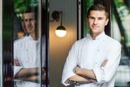 Denis Calmîş, bucătarul de lux al Moscovei