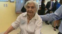 O supraviețuitoare a Holocaustului, născută în România, și-a îndeplinit un vis la vârsta de 100 de ani
