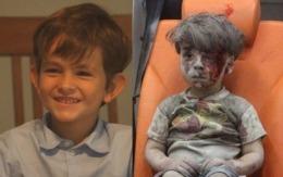 Mesajul emoționant al unui băiețel către Obama. I-a cerut să ofere un cămin unui copil rănit în Siria