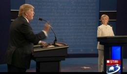 Contre dure între Hillary Clinton și Donald Trump. Republicanul susține că SUA riscă un război nuclear
