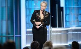 Globurile de Aur 2017 | Meryl Streep l-a criticat pe Donald Trump, într-un discurs emoționant