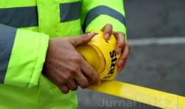Accident mortal la Sângerei: Un bărbat de 45 de ani a murit după ce s-a răsturnat cu maşina