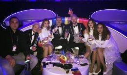 Moldova s-a calificat în finala concursului Eurovision 2017; Trupa SunStroke Project a reuşit să treacă de prima semifinală