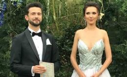 Pasha Parfeni şi Iuliana Scutaru sunt soţ şi soţie! Detalii exclusive despre nuntă // FOTO