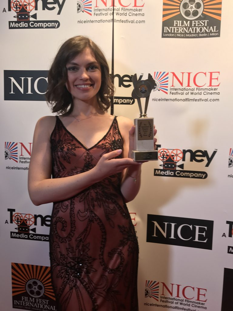 Untitled the movie wins Best Film at Nice International Film festival