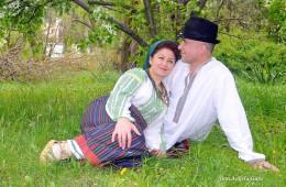 Silvia Zagoreanu s-a căsătorit religios! GALERIE FOTO